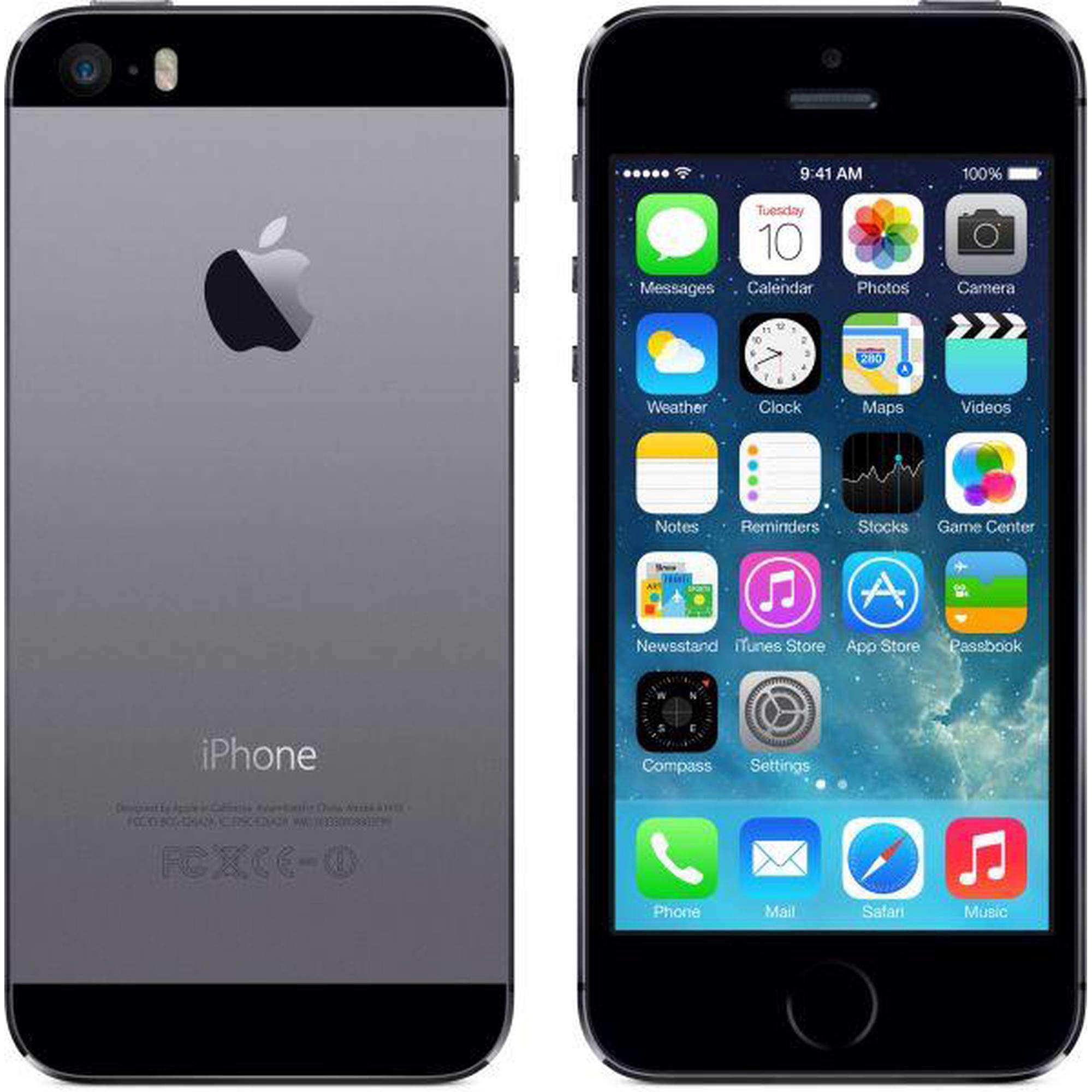 apple iphone 5s 16gb smashed it. Black Bedroom Furniture Sets. Home Design Ideas