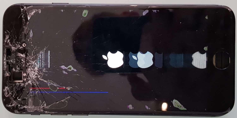 Before & After iPhone Screen Repair
