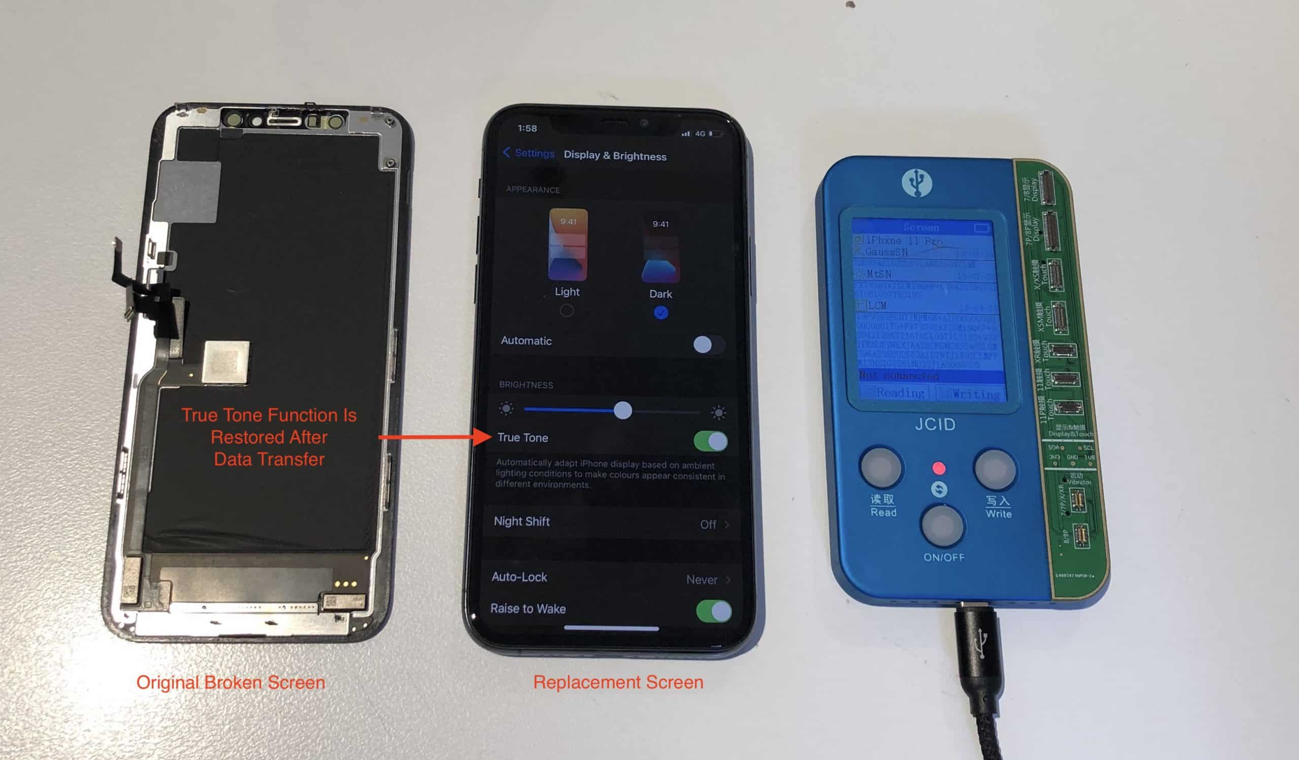 iPhone11ScreenRepairTrueTone
