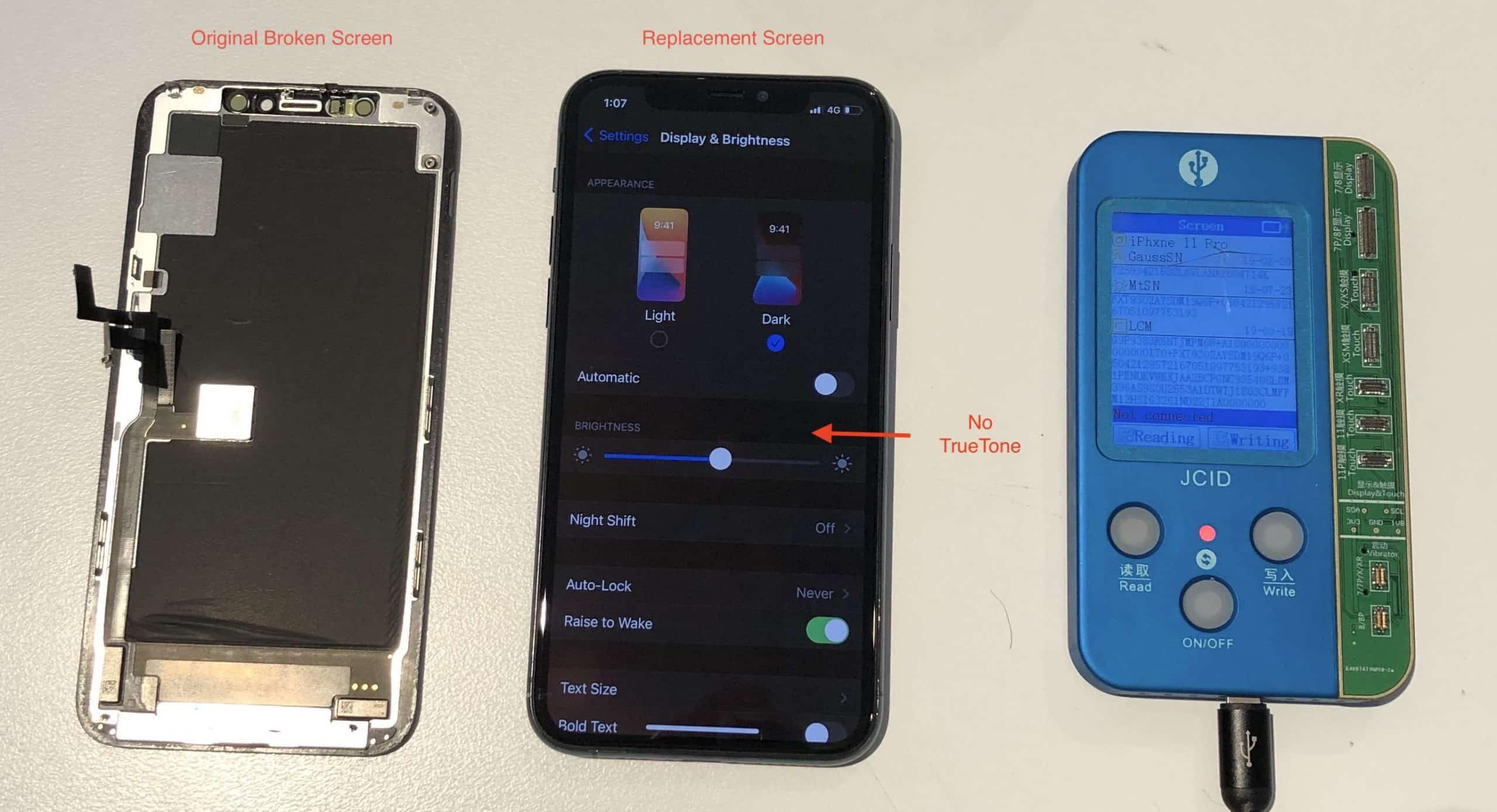 iPhoneScreenRepairTrueTone